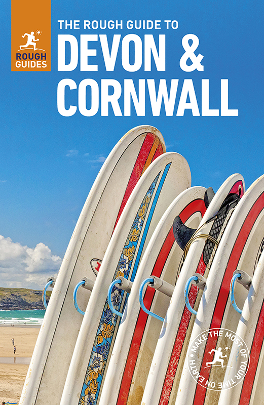 The Rough Guide to Devon & Cornwall the rough guide to miami and south florida