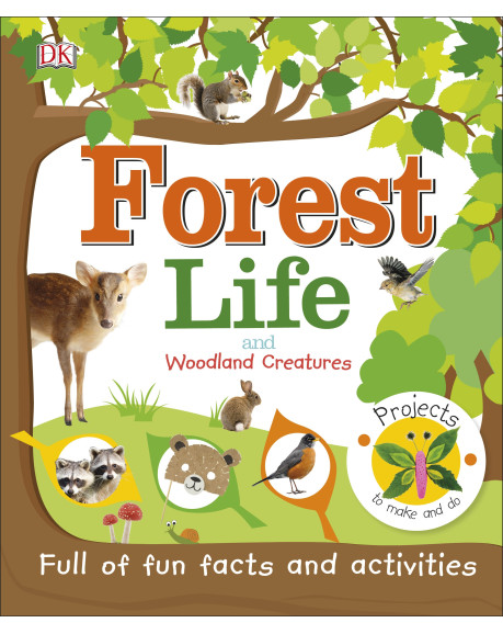 Forest Life and Woodland Creatures woodland creatures