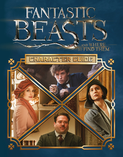 Fantastic Beasts and Where to Find Them: Character Guide купить