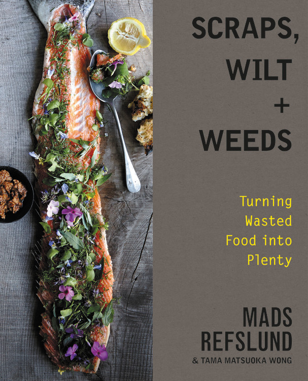 Scraps, Wilt & Weeds: Turning Wasted Food into Plenty wilt on high