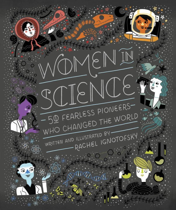 Women in Science fields of vision