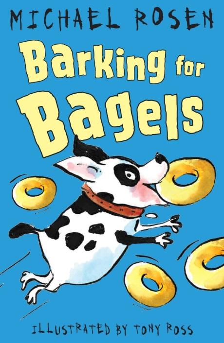 Barking for Bagels barking for bagels
