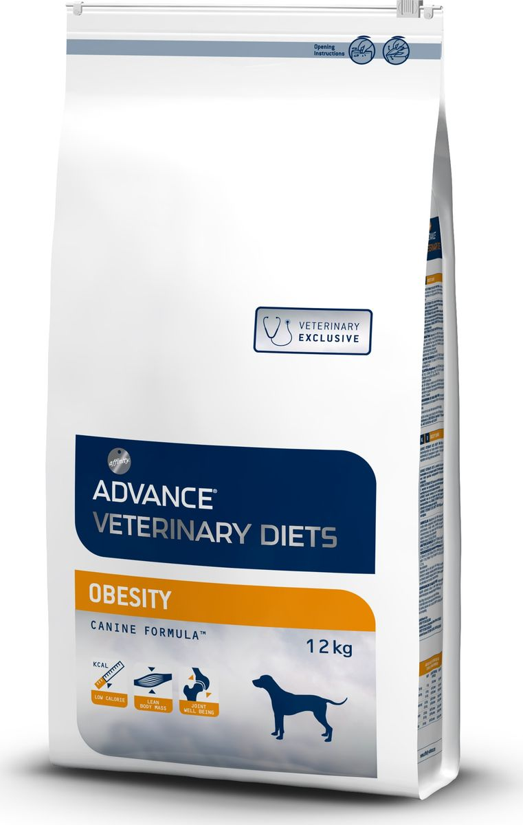 Корм сухой Advance Obesity Management для собак при ожирении, 12 кг frankie welikhe natural resource management
