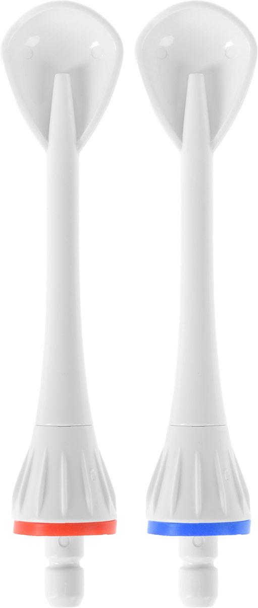 B.Well Насадки для ирригатора WI-911 Для чистки языка NZ911-3NZ911-3Насадки для ирригатора B.Well WI-911 подходят для каждодневной чистки языка. Они удаляют бактериальный налет и освежают дыхание. Насадка устанавливается в соответствующее углубление основного блока ирригатора. Для извлечения насадки нажмите на кнопку извлечения насадки и потяните ее вверх. Рекомендуется заменять каждые 6 месяцев. В комплект входят 2 насадки для чистки языка.Электрические зубные щетки. Статья OZON Гид