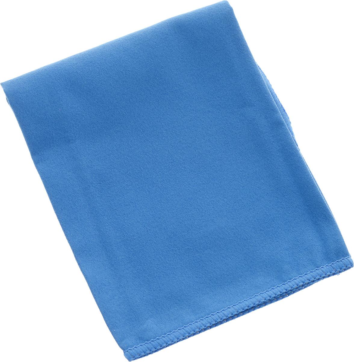Салфетка Airline, двухсторонняя, цвет: синий, 35 х 40 см салфетка из микрофибры nordland 391541