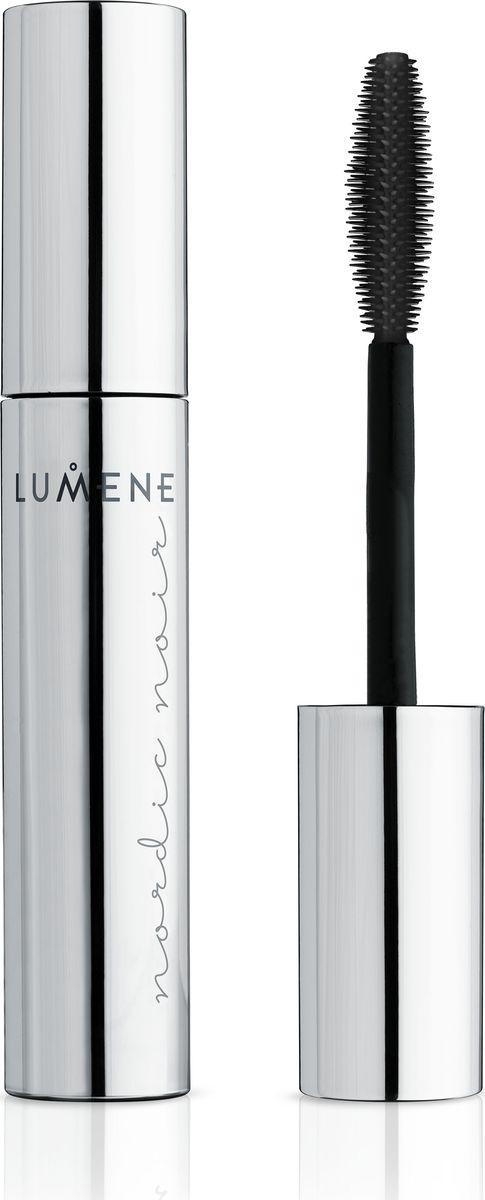 Lumene Тушь для ресниц Черный Nordic Noir Deep Impact , 15 мл - Декоративная косметика