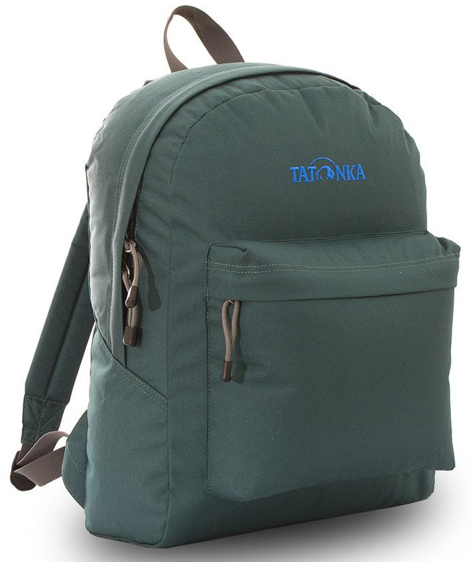 "Рюкзак городской Tatonka ""Hunch Pack"", цвет: темно-зеленый, 22 л"