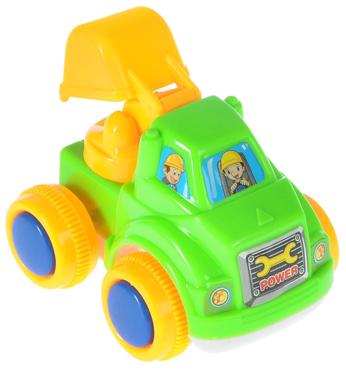 S+S Toys Экскаватор инерционный s s toys набор для глажки