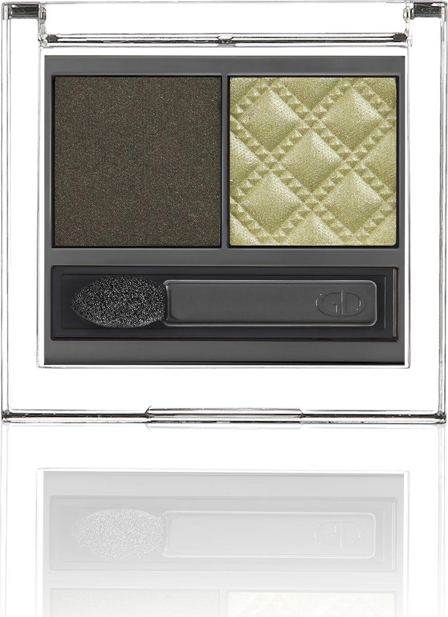 Ga-de Тени для век двухцветные Idyllic Soft Satin № 17102300017Тени двухцветные Idyllic Soft Satin с сатиновым эффектом. Экспертно подобранные оттенки для создания макияжа. Тени для век Idyllic придадут взгляду обольстительный вид и обеспечат уход за нежной кожей век. Шелковистая текстура, невероятная стойкость и вариация цветов приятно удивит и порадует вас. Оттенки легко смешиваются и превосходно тушуются.
