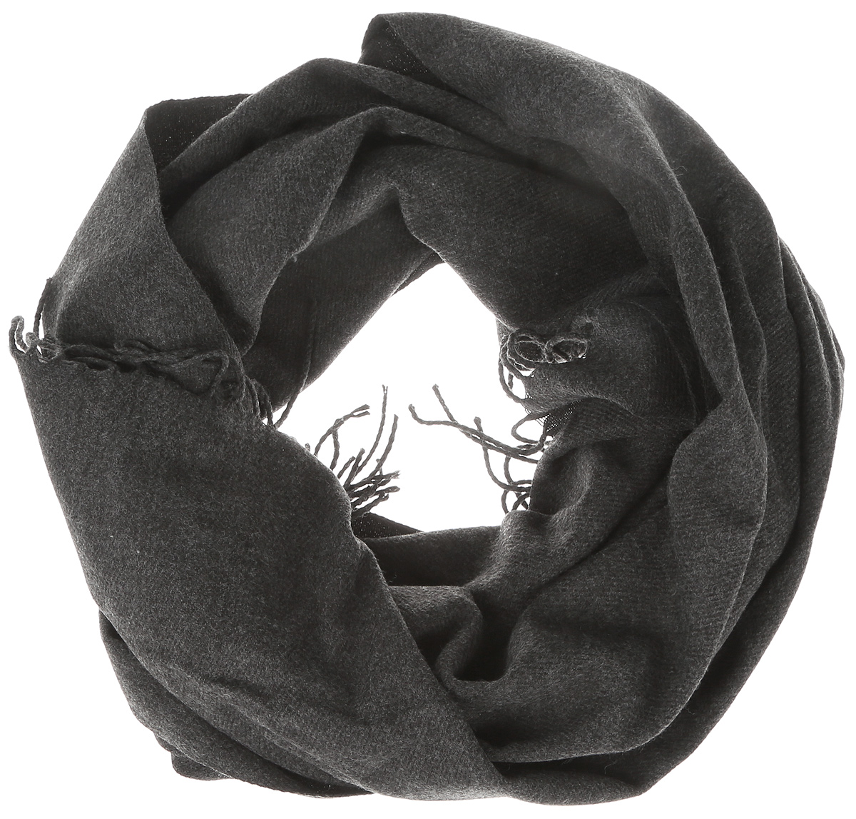 Палантин женский Vero Moda, цвет: темно-серый. 10137899. Размер универсальный пальто vero moda цвет темно оливковый