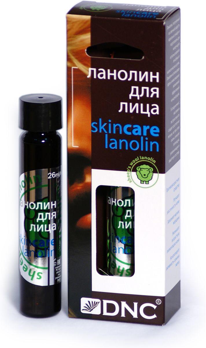 DNC Ланолин для лица, 26 мл4751006750975Противовозрастное увлажняющее и питающее средство для кожи лица, шеи и декольте.Улучшает эластичность кожи, заполняет мелкие морщины, уменьшает возрастную пигментацию кожи.Комплекс экстрактов и масел дополняет уникальные природные свойства ланолина, позволяя достичь максимального косметического и оздоравливающего эффекта. Прекрасная способность ланолина сохранять и длительное время удерживать в коже биоактивные вещества позволяет компонентам действовать глубоко и эффективно.