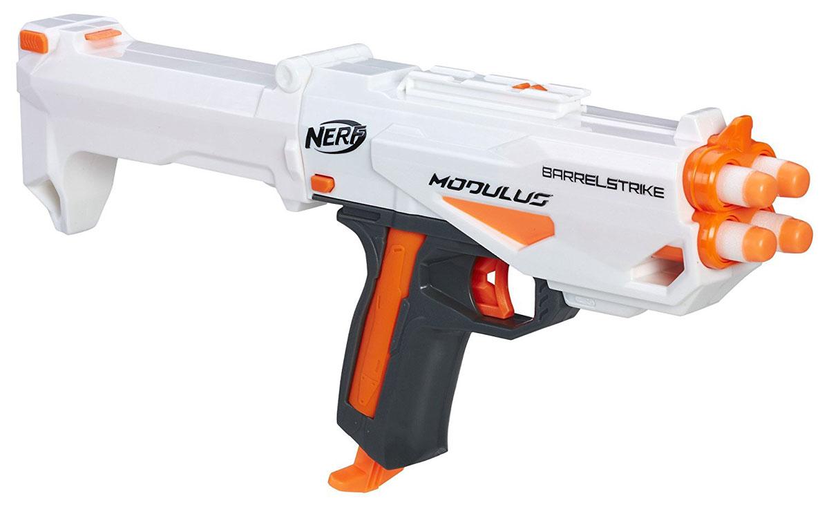 Nerf Бластер Modulus Barrelstrike - Игрушечное оружие