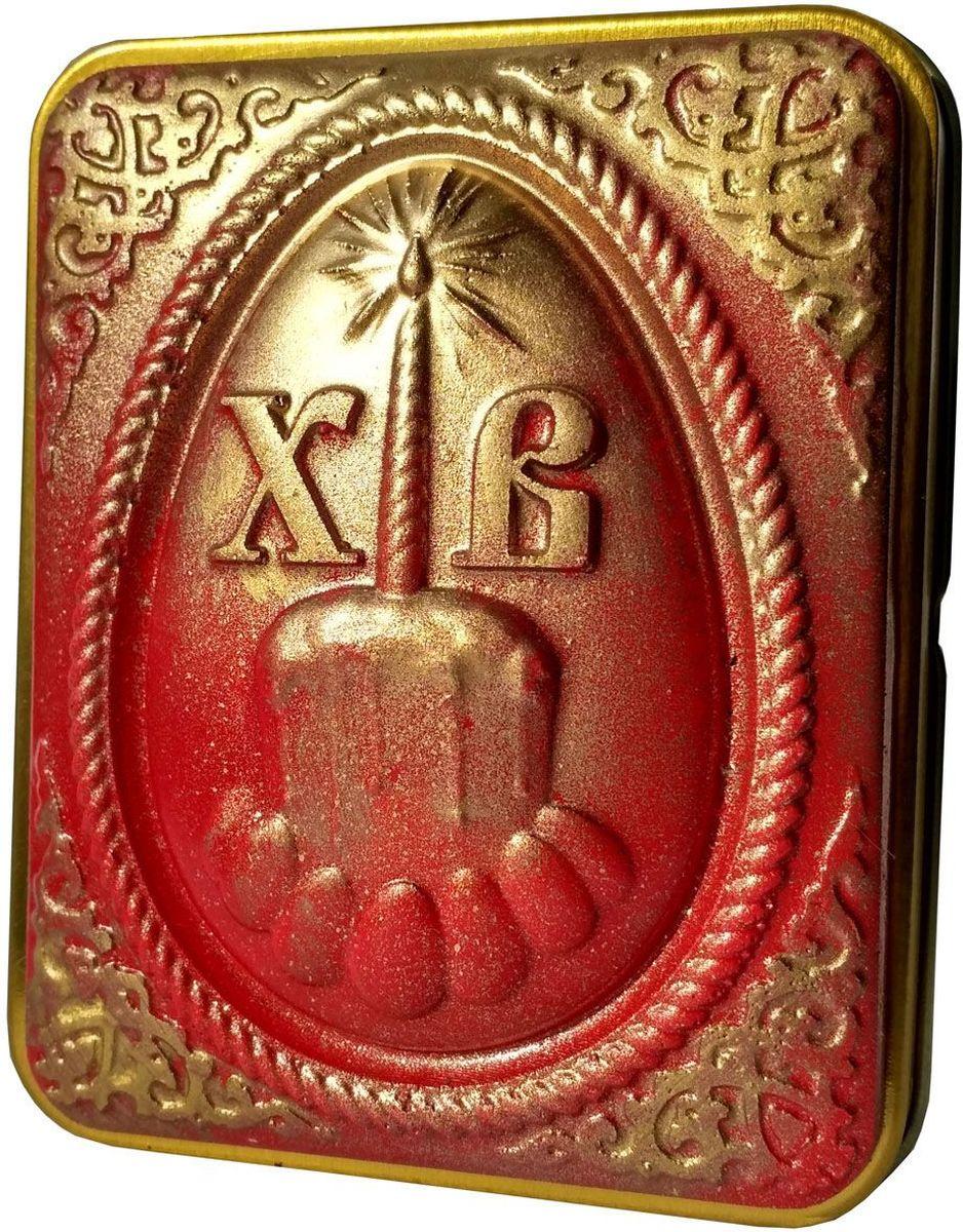 Шкатулка подарочная Светлой Пасхи! черный листовой чай, 30 г пк 570 панно вера надежда любовь и мать их софия мини 18x19