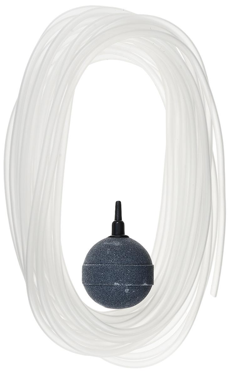 Набор для компрессора Sera Air Set L, 2 предмета8817Набор для компрессора Sera Air Set L состоит из шланга и распылителя воздуха. Набор выполнен из высококачественных материалов и предназначен для поддержания кислородного баланса в воде.Длина шланга: 10 м.