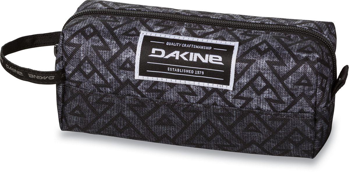 Сумка для аксессуаров Dakine Accessory, цвет: черный, темно-серый, 0,3 л00127118 8160105Сумка для аксессуаров Dakine Accessory выполнена из полиэстера и застегивается на молнию. Можно использовать в качестве пенала, косметички, сумочки для проводов.