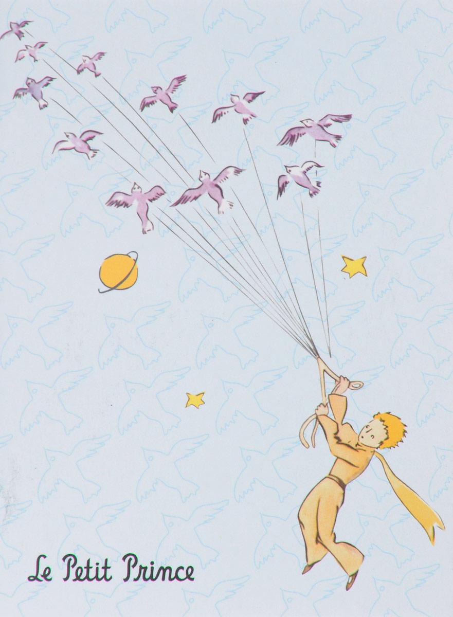 Le Petit Prince / Маленький принц. Блокнот le petit nuage мед суфле с курагой 215 г