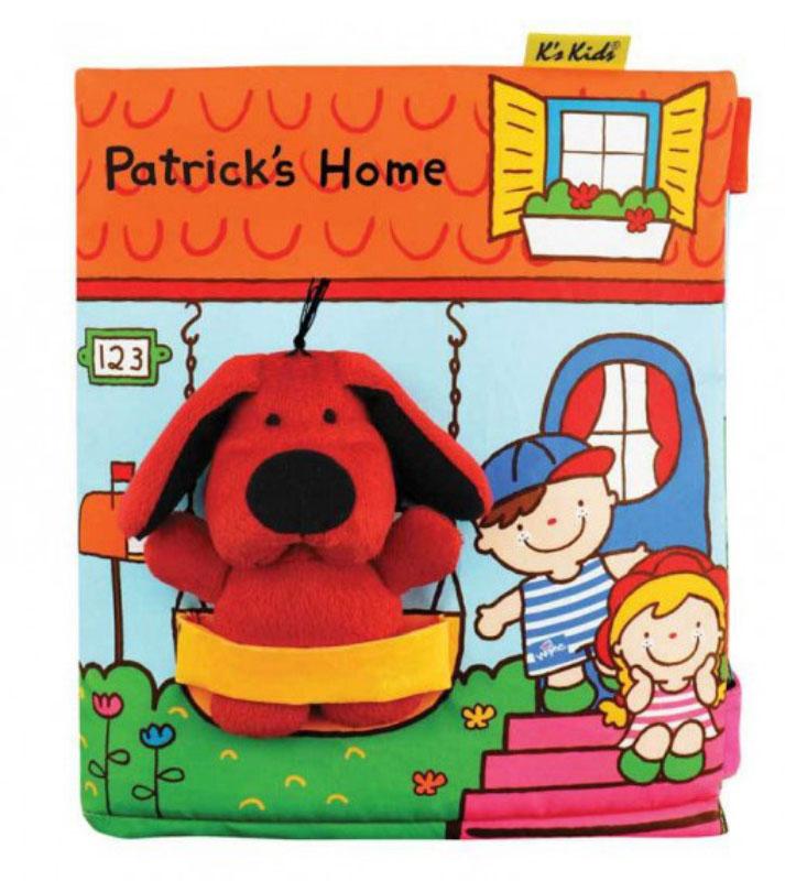 K's Kids Книжка-игрушка В гостях у Патрика шкафы