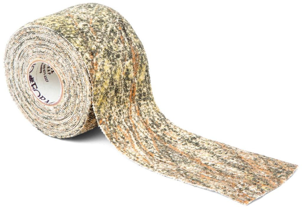Камуфляжная лента McNett Ветки, многоразовая