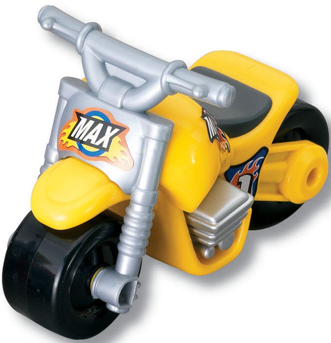 Keenway Мотоцикл цвет желтый