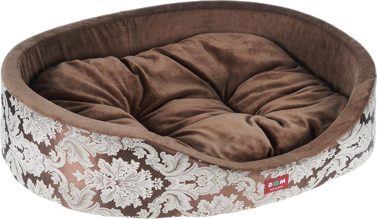 Лежак для животных Dogmoda Классика, 64 x 51 x 16 смDM-160277-4Лежак для животных Dogmoda Классика прекрасно подойдет для отдыха вашего домашнего питомца. Изделие выполнено из прочной ткани и снабжено невысокими широкими бортиками и съемной мягкой подушкой. Лежак наполнен поролоном.Комфортный и уютный лежак обязательно понравится вашему питомцу, животное сможет там отдохнуть и выспаться.