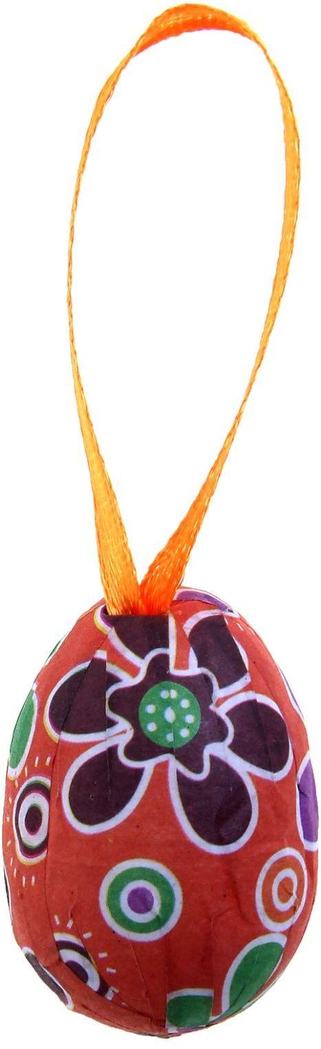 Сувенир пасхальный Sima-land Яйцо. Букет, 3 х 3 х 4 см, 6 шт кармашки на стену для бани sima land банные мелочи цвет белый 3 шт