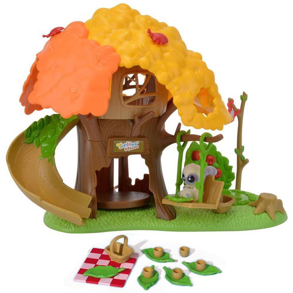 Simba Игровой набор YooHoo & Friends Домик-дерево simba игровой набор домик медведя