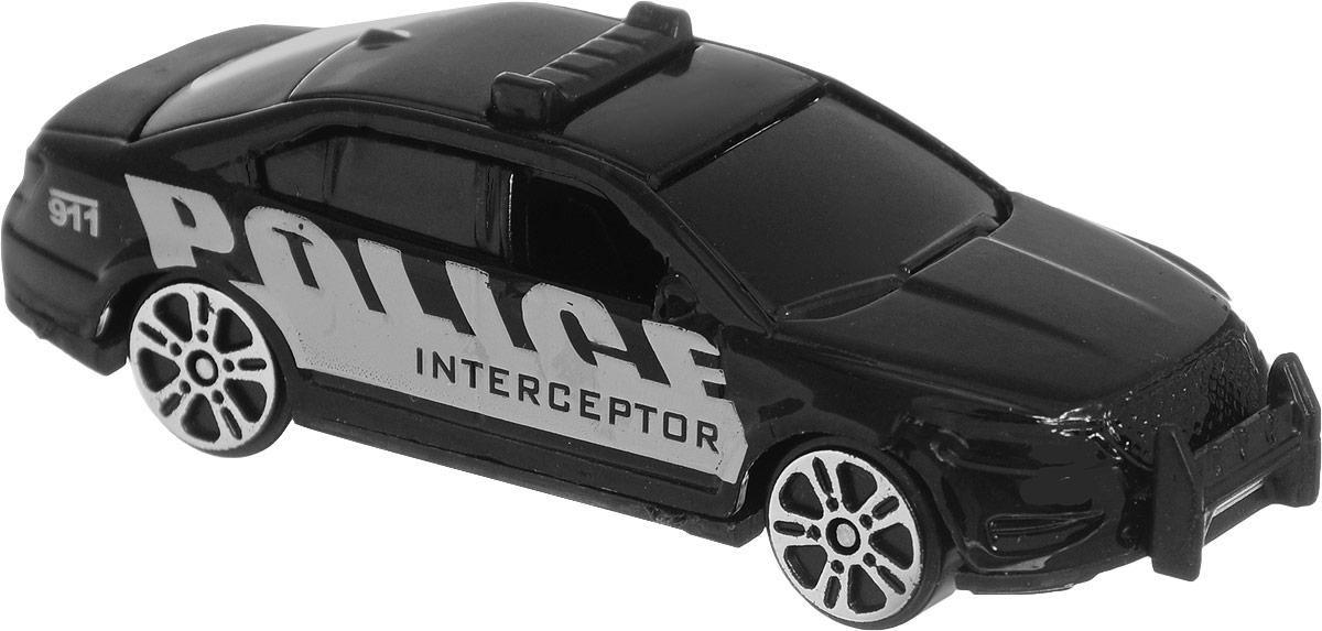 S+S Toys Машинка Police Interceptor браслеты police pj 25697bss 01 s