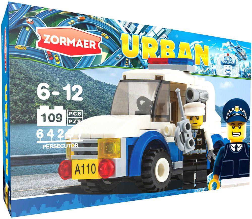 Zormaer Конструктор Преследователь конструктор конструктор забияка крокодил 1305717