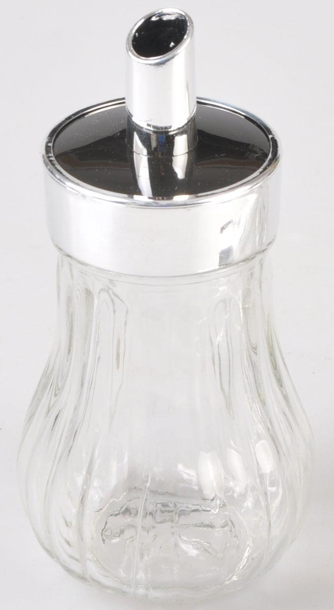 Сахарница Walmer Wave, 190 мл. W05320019BW05320019BМиниатюрная сахарница Wave с дозатором – самый удобный аксессуар на кухне! Просто наклоните сахарницу над чашкой и отмерьте нужную порцию сахара. Сахарница будет незаменима не только для домашнего пользования, но и для сервировки столиков в кафе, барах и ресторанах.Объем сахарницы: 190 мл.Высота сахарницы: 10,5 см.Диаметр: 5 см.