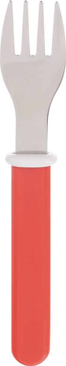 Lubby Вилка для кормления180IM/10Металлическая вилка Lubby идеально подойдет для ребёнка, который учится есть самостоятельно. Пластиковая ручка не скользит. Зубчики вилки имеют закругленную форму для обеспечения безопасности малыша. Длина вилки - 13.5 см. Не содержит Бисфенол-А.