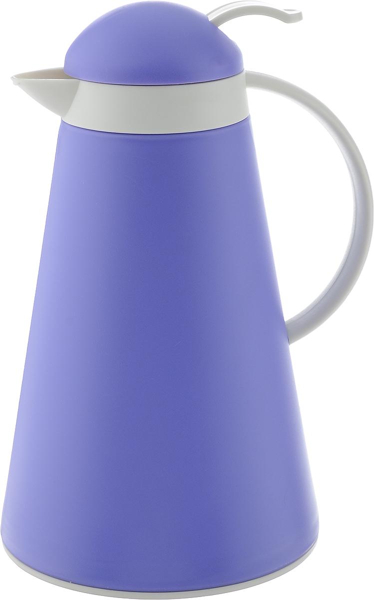 Термос Mayer & Boch, цвет: фиолетовый, 1 л. 22550 наклейка для iphone 5 5s bike dave murray