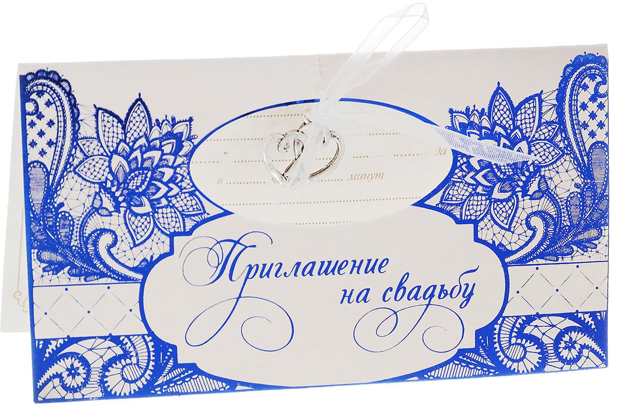 Приглашение на свадьбу Sima-land Цветы, 13 х 7 см1178002Свадьба - одно из главных событий в жизни каждого человека. Для идеального торжества необходимо продумать каждую мелочь. Родным и близким будет приятно получить индивидуальную красивую открытку с эксклюзивным дизайном.Приглашение Sima-land Цветы, выполненное в форме горизонтальной открытки, декорировано подвеской из металла с бантом. Внутри располагается текст приглашения, свободные поля для имени получателя, времени, даты и адреса проведения мероприятия. Заполните необходимые строки и раздайте приглашение гостям.Устройте незабываемую свадьбу с приглашением Sima-land Цветы!