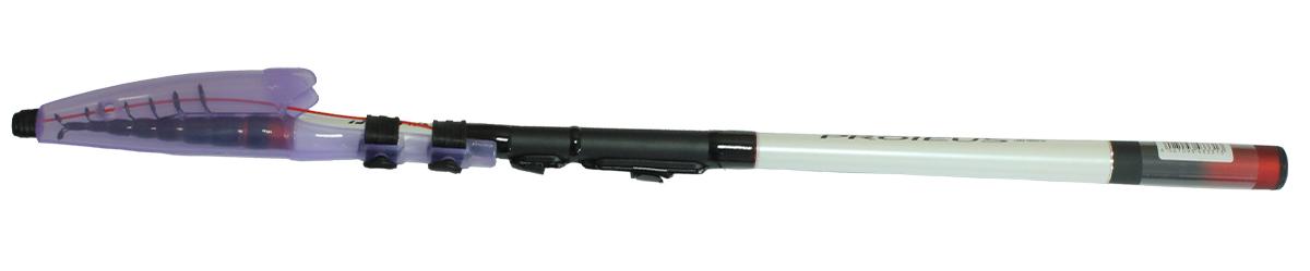 Удилище спиннинговое карповое Daiwa Proteus Al Mini-River and Lake Trout, 4 м49534Лучший выбор для рыболовов, которые любят путешествовать! Компактные телескопические удилища с транспортировочной длиной всего 65 см при полной длине 3,2 – 4,0 м. Выполнены из прочного графитового материала. Оснащены прочными пропускными кольцами AO на одной лапке.