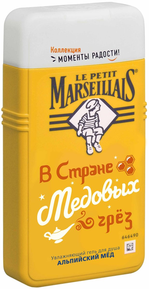 "Le Petit Marseillais Гель для душа ""Альпийский мед"", 250 мл"