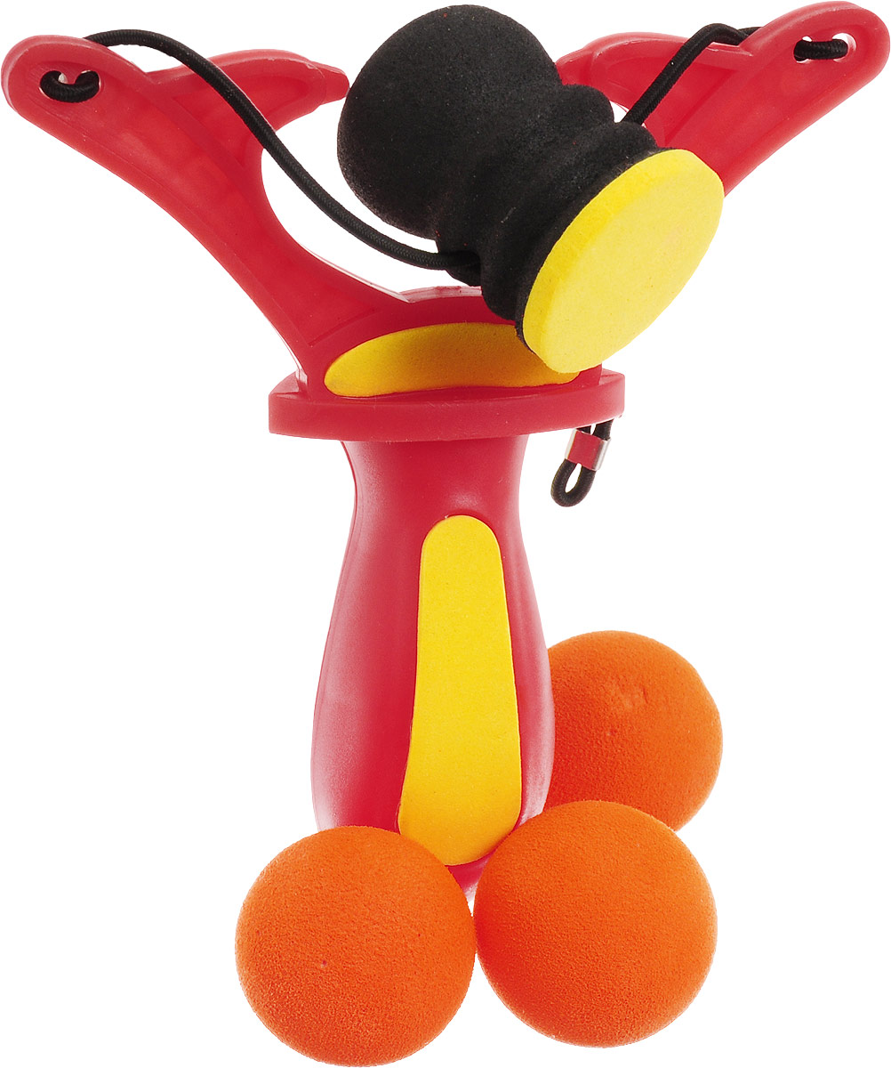 ABtoys Игровой набор Рогатка abtoys со стрелами на присосках