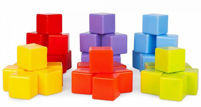 РосИгрушка Кубики Детские