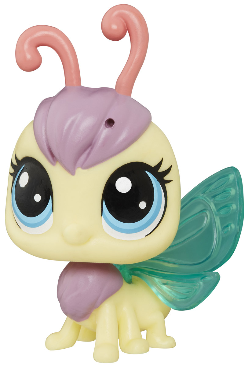 Littlest Pet Shop Фигурка Fairlie Frosting littlest pet shop фигурка bongo brill