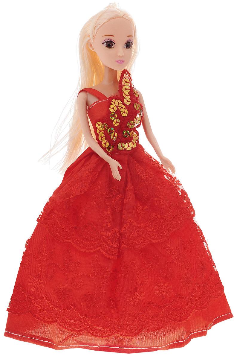 Veld-Co Кукла Принцесса цвет платья красный veld co кукла isabella