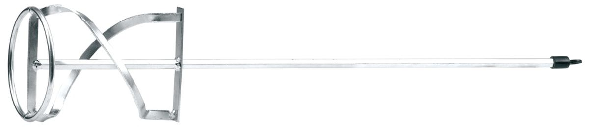 Миксер для вязких строительных смесей и клея Vorel09010Насадка для дрели применяется при отделочных работах. Предназначен для быстрого и качественного замешивания сухих строительных смесей в однородную массу: плиточный клей, гипсовая штукатурка, ротбанд, финишная шпатлевка, краска и т.д. Форма лопастей рассчитана на работу с плотными строительными материалами (грубые цементно-песчанные смеси). Миксер имеет шестигранное сечение и легко крепится в самозажимной патрон. Миксер помогает сэкономить много времени и сил, по сравнению с замешиванием растворов вручную.
