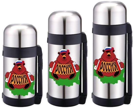 Термос Bekker, 1,2 л. BK-4126BK-4126Объем 1,2л. Широкое горло, пробка винтовая с вакуумной кнопкой, двойные стенки с вакуумом, крышка-чашка, дополнительная пластиковая чашка, удобная ручка, ремень. Состав: нержавеющая сталь 18/8.