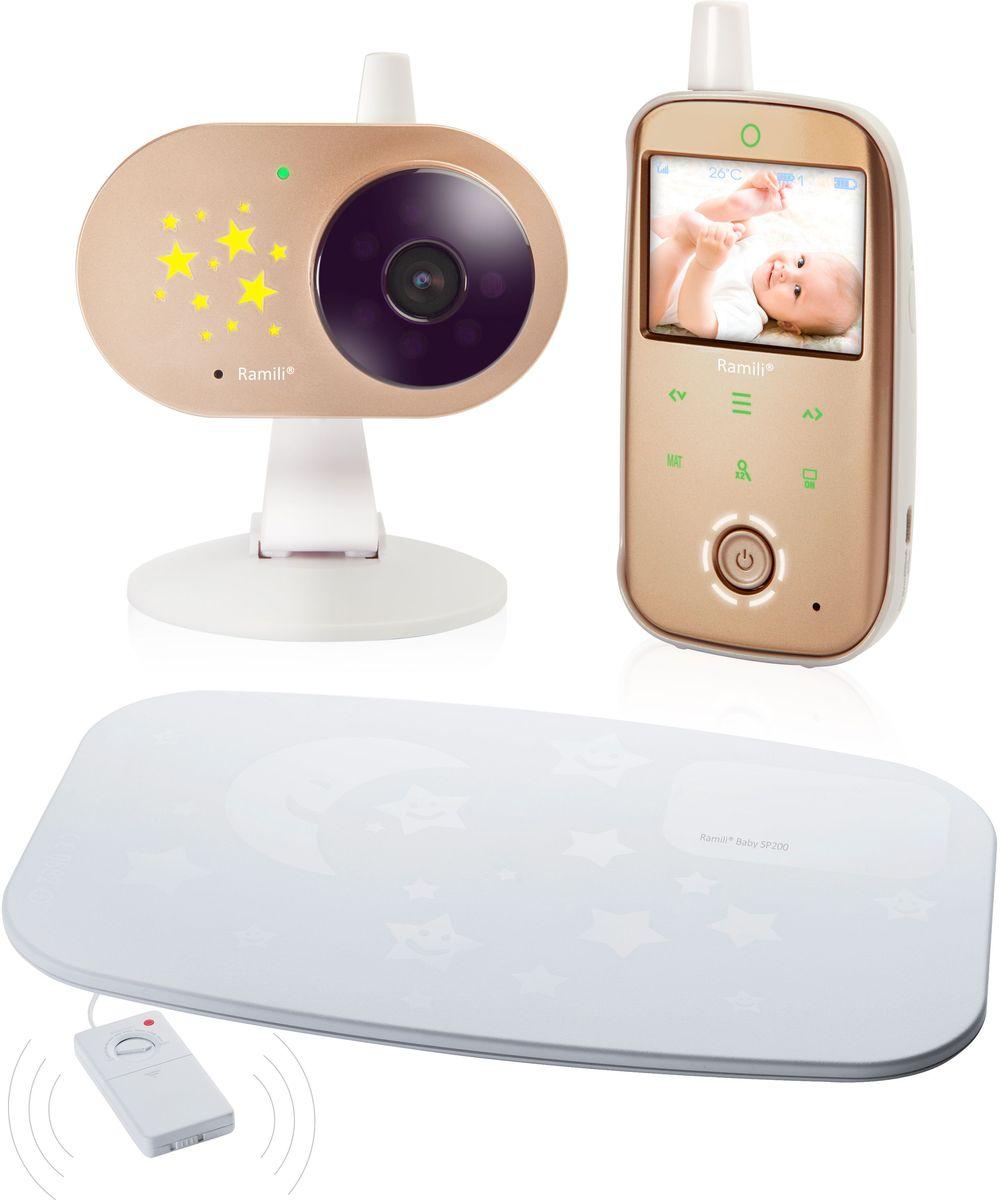 Ramili Видеоняня Baby RV1200SP с монитором дыхания