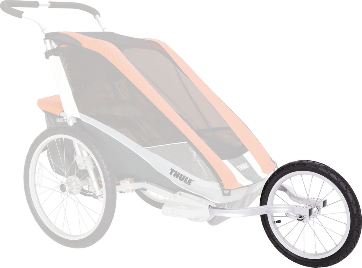 Thule Набор для бега для спортивной коляски Cheetah 1/Cougar 1 (14-) люлька для коляски thule thule mp002xc000cd