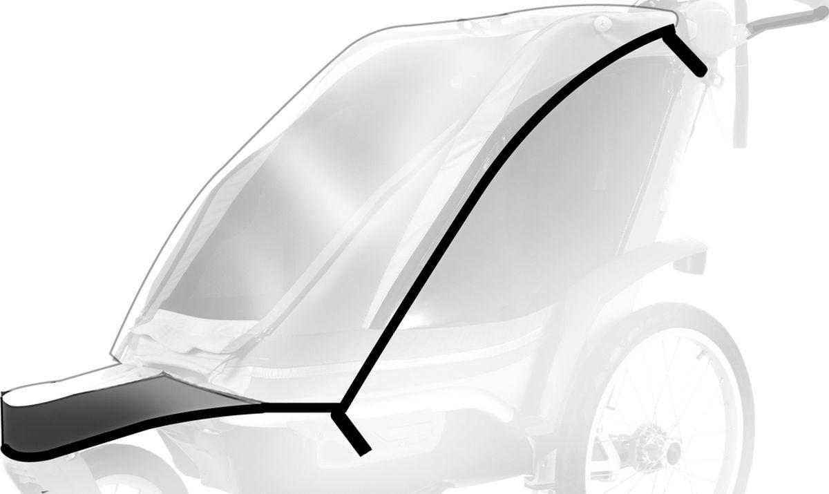 Thule Дождевой чехол для спортивной коляски Chariot Chinook 2 установочный комплект для багажника thule 1408