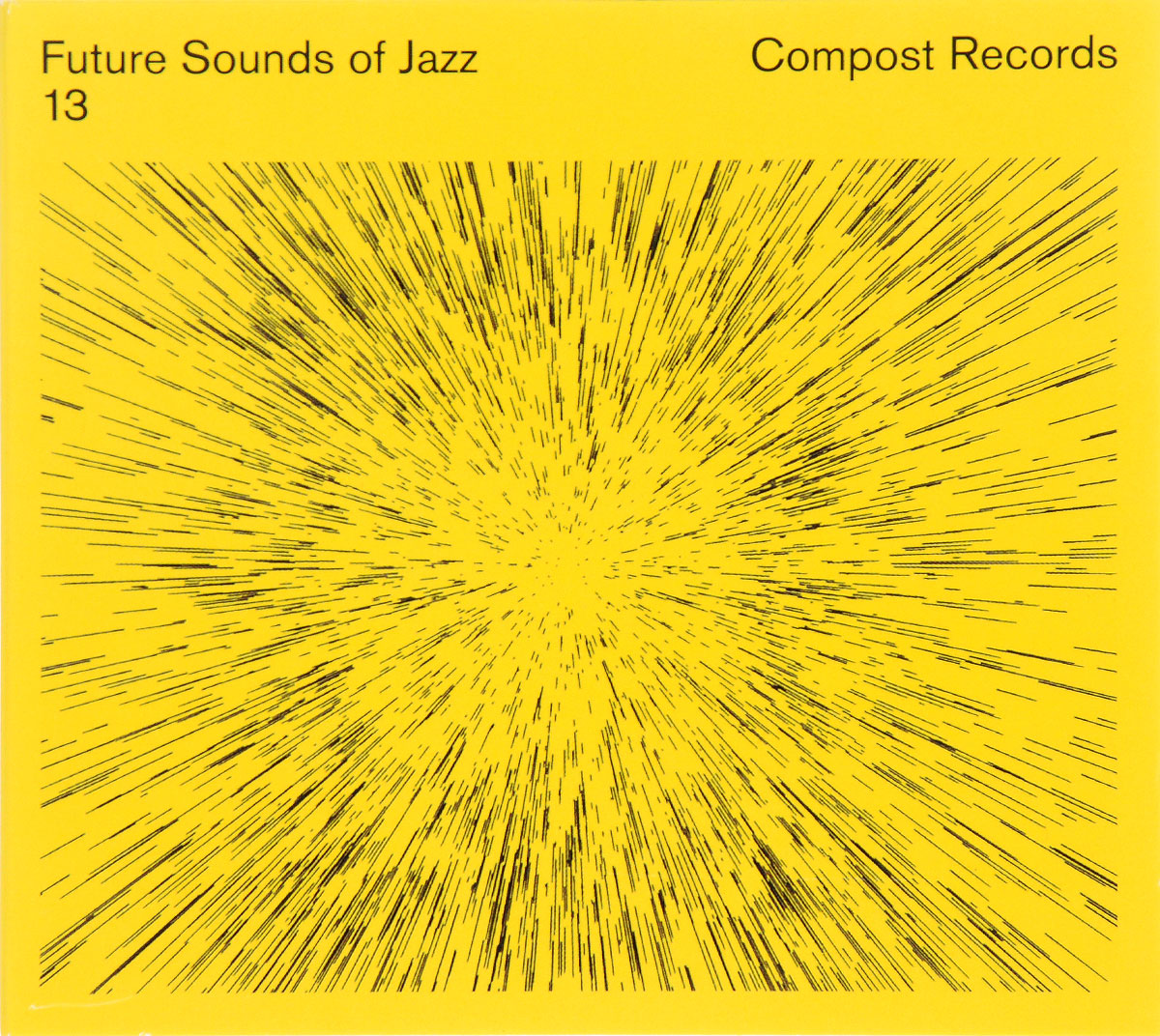Future Sounds Of Jazz 13 (2 CD) trad jazz 2 cd