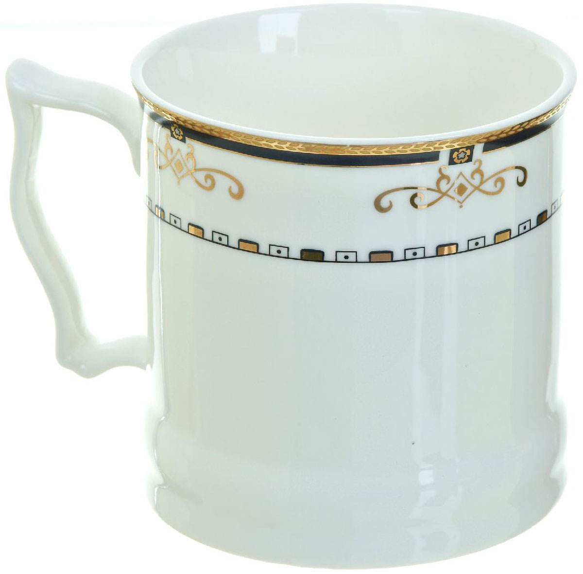 Кружка BHP Королевская кружка, 500 мл. 1870005 кружка amber porcelain сердечки 220 мл