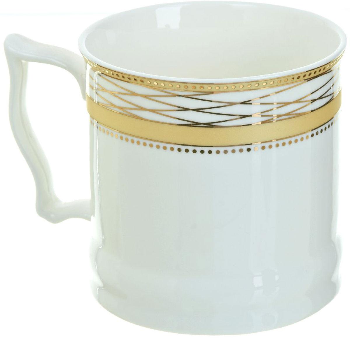 Кружка BHP Королевская кружка, 500 мл. 18700081870008Оригинальная кружка Best Home Porcelain, выполненная из высококачественного фарфора, сочетает в себе простой, утонченный дизайн с максимальной функциональностью. Можно использовать в посудомоечной машине.