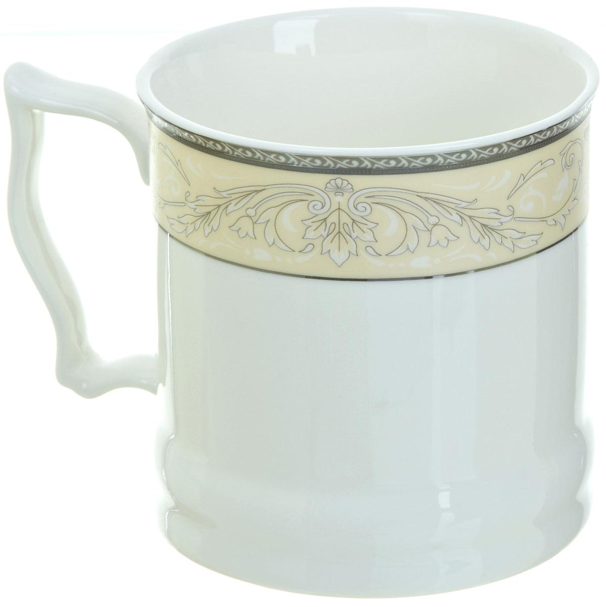 Кружка BHP Королевская кружка, 500 мл. M1870001M1870001Оригинальная кружка Best Home Porcelain, выполненная из высококачественного фарфора, сочетает в себе простой, утонченный дизайн с максимальной функциональностью. Оригинальность оформления придутся по вкусу тем, кто ценит индивидуальность. В комплект входит кружка. Можно использовать в ПММ.