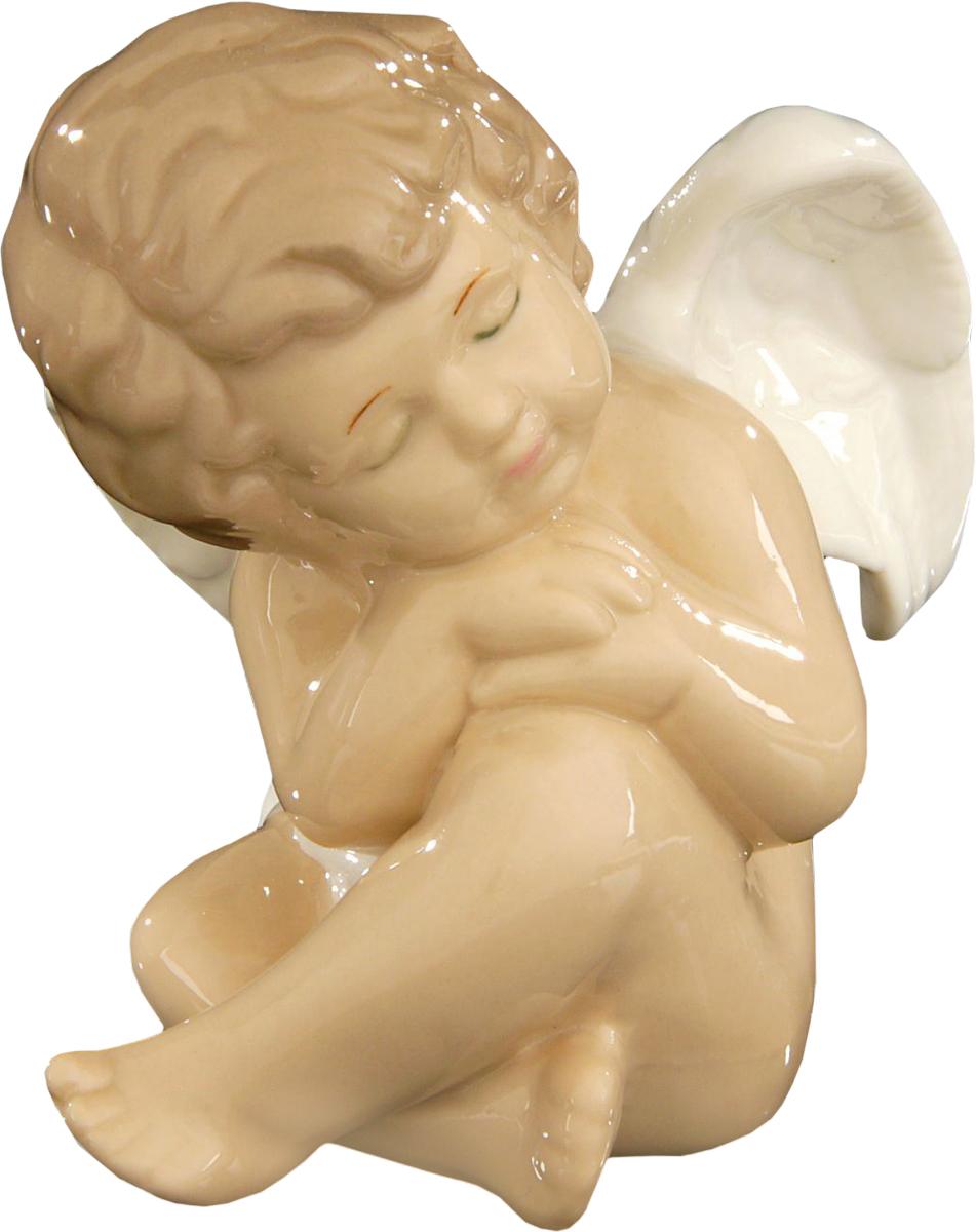 Сувенир пасхальный Sima-land Ангел думка, 11 х 9 х 7,5 см сувенир пасхальный sima land ангел с розочкой на платье 13 х 8 х 6 см
