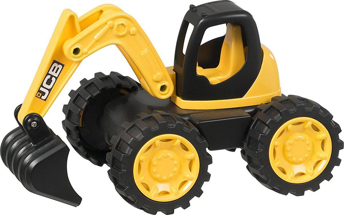 HTI Экскаватор цвет желтый черный hti локомотив roadsterz с вагоном цвет красный