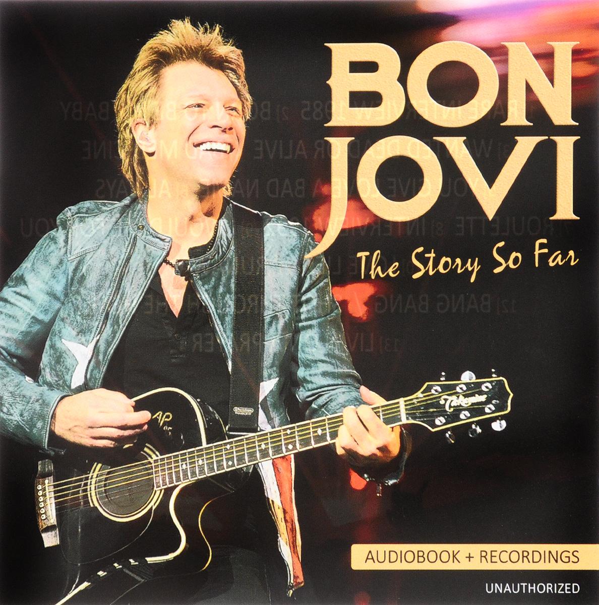 Bon Jovi Bon Jovi. The Story So Far bon jovi autographed signed 8 x 10 rp photo mint condition